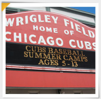 Cubs Baseball Camp